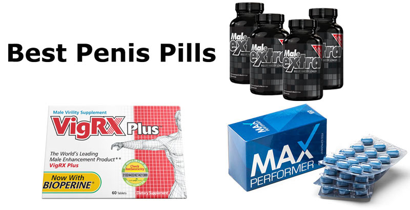the best penis pills